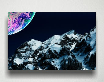 Digital Abstract Art Download For Print