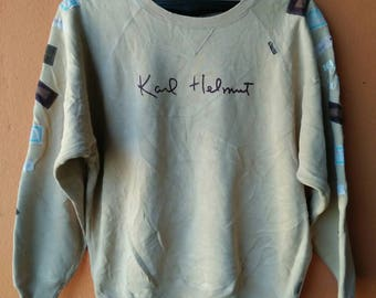 Karl helmut sweatshirt