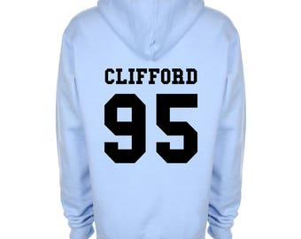 Michael Clifford Five Seconds Of Summer Hoodie
