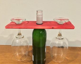 Glass holder - Wine Bottle