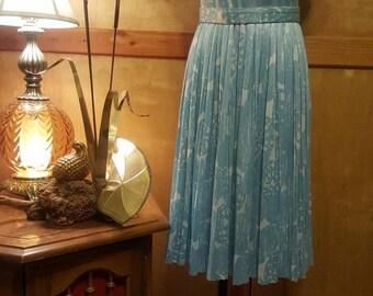 Vintage Norman Wiatt of California Dress