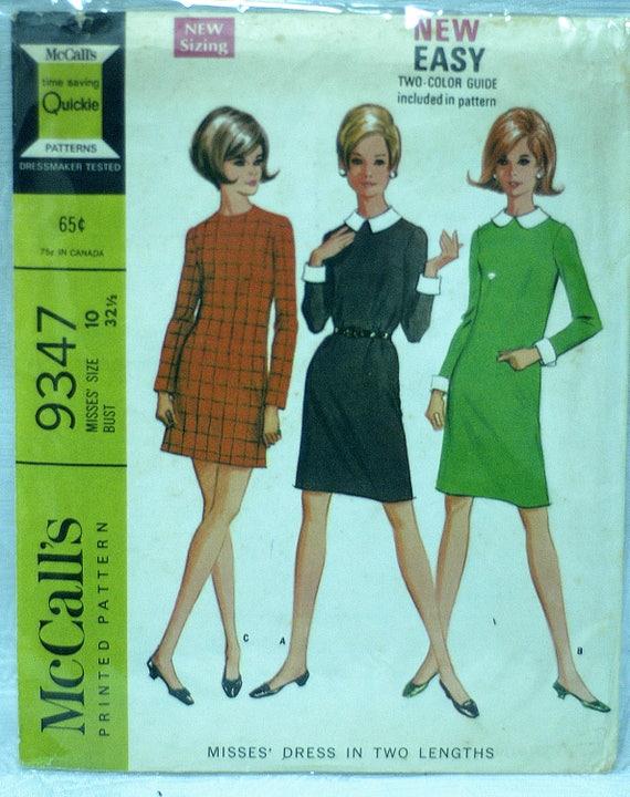 Mod Squad 1960's dress SZ 10