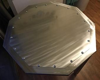 Beautiful Custom Metal Table Make Offer