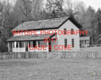 House in Cade's Cove