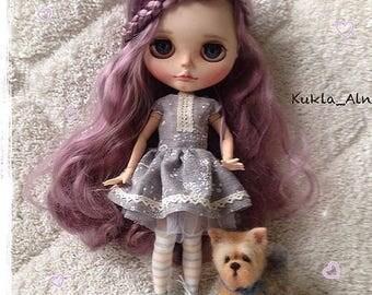 OOAK Blythe Doll Little Briana custom blythe