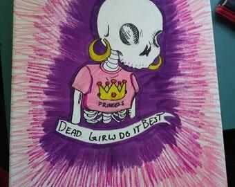 Dead girls do it best