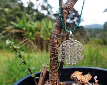 Sacred geometric Necklace