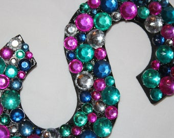 Jeweled Letters