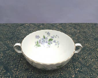 Adderley forget-me-not bowl
