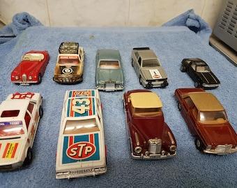 Vintage Corgi Diecast Vehicles