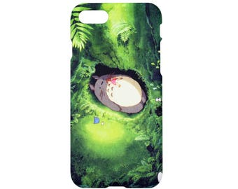 Totoro iPhone 7 case iPhone 7 plus case iPhone 6/6s case iPhone 6/6s plus case iPhone 5/5s/SE case iPhone 4/4s case