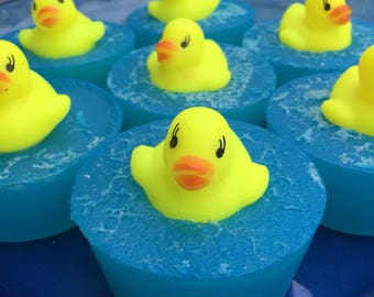 Rubber Duckie Handcrafted, Natural Soap