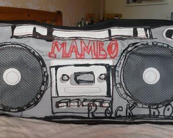 Mambo Beat box holdall
