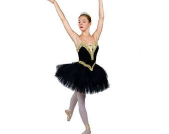 Black Swan Ballet Hand Made Top Quality Costume