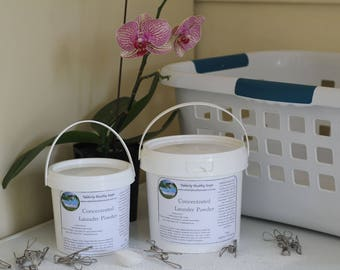 100% Natural Laundry Powder