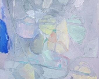 Studio Sale: small oil painting