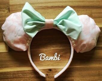 Bambi Themed Mickey Ears