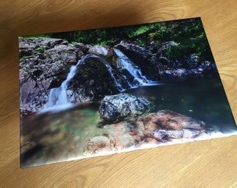 Stickle Falls - Lake District Landscape Photography Print
