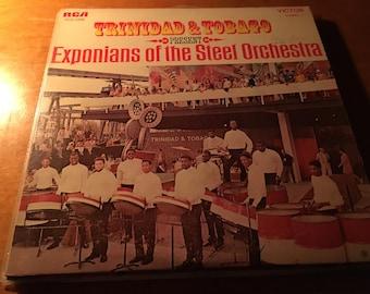EXPO 67 LP by The Exponians from Trinidad & Tobago - vinyl record RCA Canada vintage
