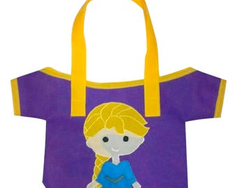 Ecological bags for children's parties