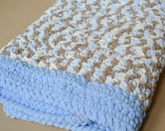 Thick and Cozy Baby Blanket