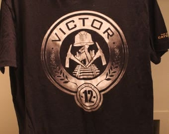 HUNGER GAMES Shirt District 12 L (Large)
