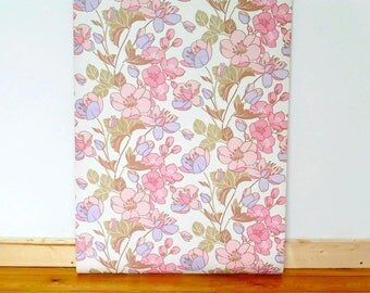 Vintage wallpaper, wallpaper of flowers, Peony wallpaper, wallpaper anemone, retro wallpaper, green wallpaper
