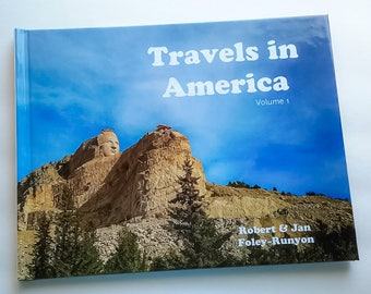 Travels in America - Volume I, Photo Book, Photography