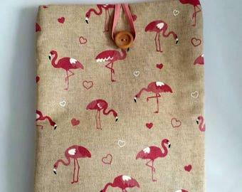 Flamingo iPad Air Case