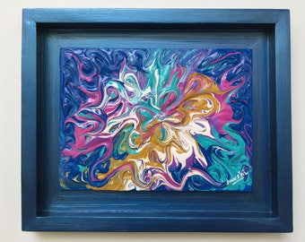 Dreamy Swirls 4 - Original Abstract Painting