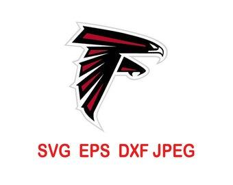 Atlanta Falcons.svg,eps,dxf,png.