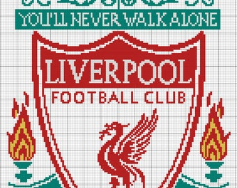 Liverpool Crest - PATTERN ONLY