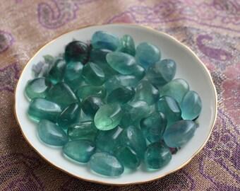 Blue/Green Fluorite