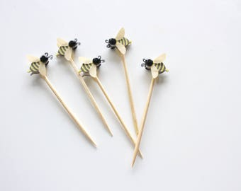 Busy Bee Toothpicks