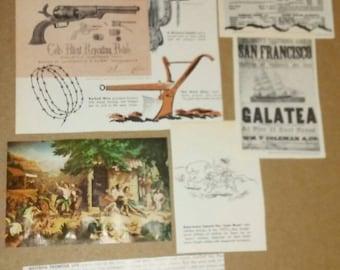 Western frontier paper pack