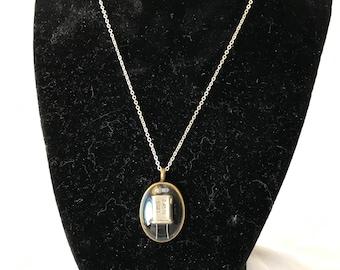 Oscillator Necklace