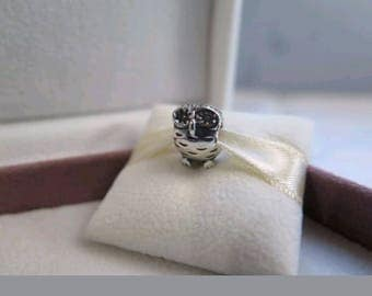 Sale- Authentic Pandora Owl Charm/New/Ale/s925