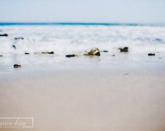 Wet Sand - fine art photography print
