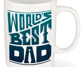 World's Best Dad - Great Father's Day Gift
