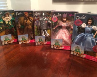 Collector's Barbies -- lot of 19 dolls brand new in their box