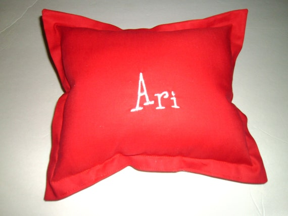 Girls and Doll Pillow, (2) Pillows,   Monogram, Personalized, Grandma's House, Travel Pillow, Baby, Crib, Gift,