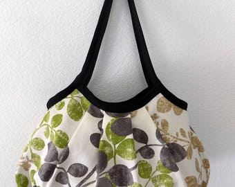 Leaves - Granny Bag