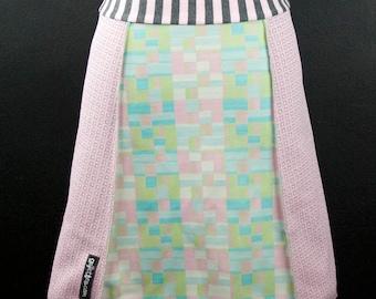 Pastel Power  A-Line Skirt   Multiple Sizes