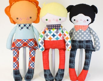 SALE PALs Doll PDF Pattern