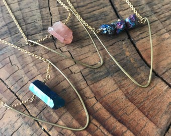 V Necklace SALE