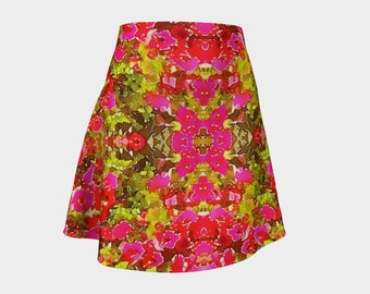 Flare Skirt 6-26-3