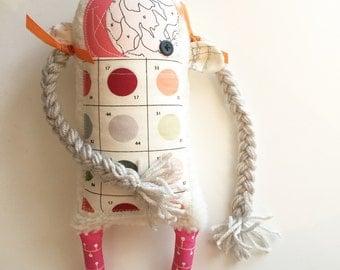 happy hoho monster-matilda the unicorn