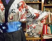 Dragons Japanese style Kimono