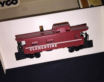 Tyco Clementine Caboose