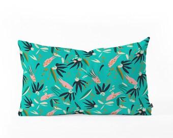 Adobo Ocean Oblong Pillow